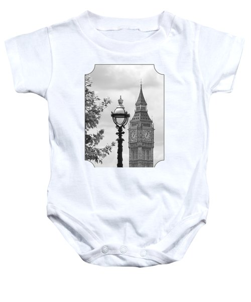 Time For Lunch Baby Onesie by Gill Billington