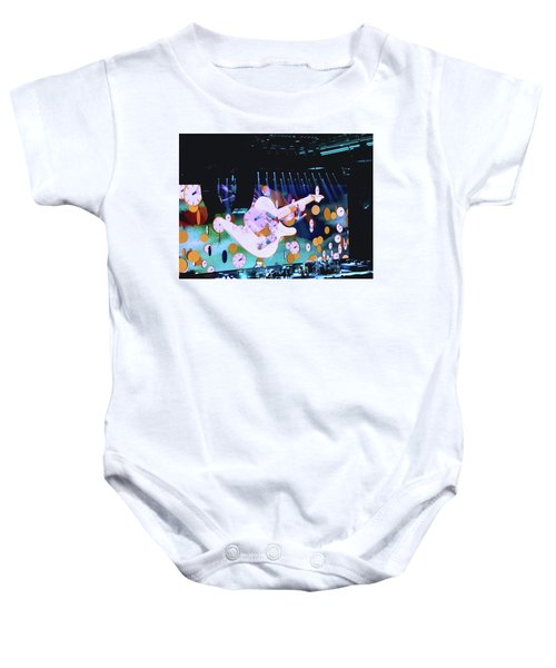 Roger Waters Tour 2017 -time  Baby Onesie