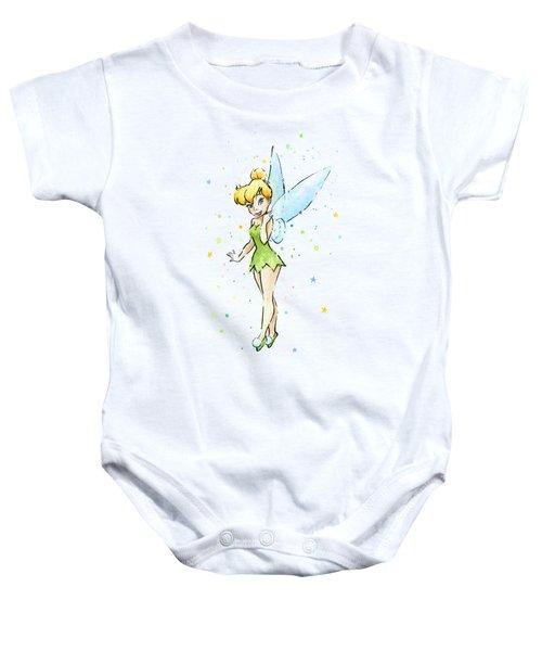 Tinker Bell Baby Onesie