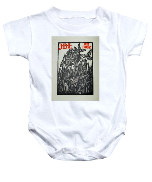 Title Page Baby Onesie
