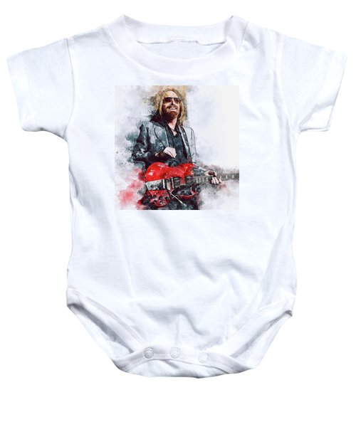 Tom Petty - 21 Baby Onesie