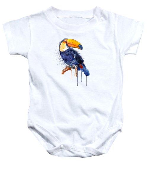 Toucan Baby Onesie