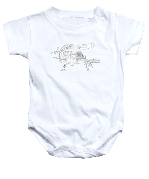 Touch And Go Baby Onesie