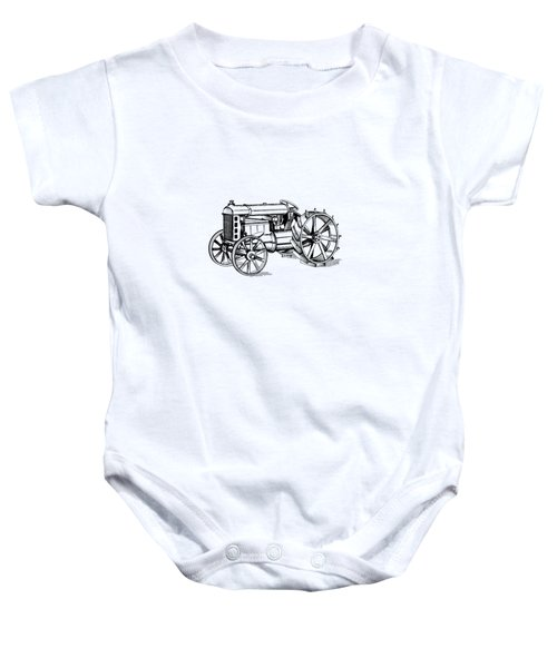 Tractor 1919 Henry Ford T-shirt Baby Onesie