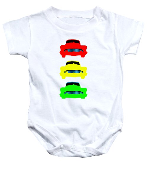 Traffic Light Cars Phone Case Baby Onesie