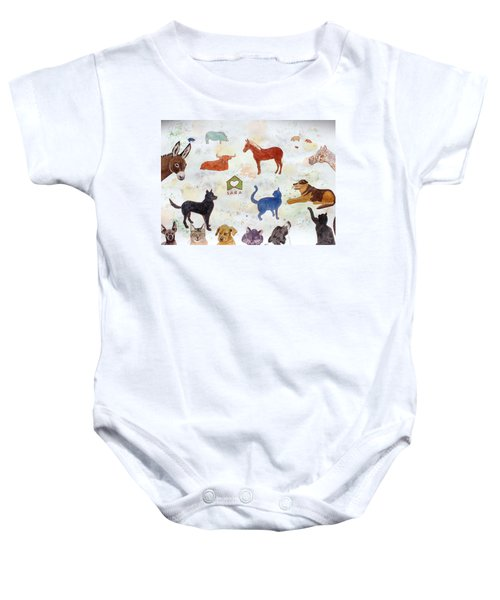 Tribute To Tracy Baby Onesie