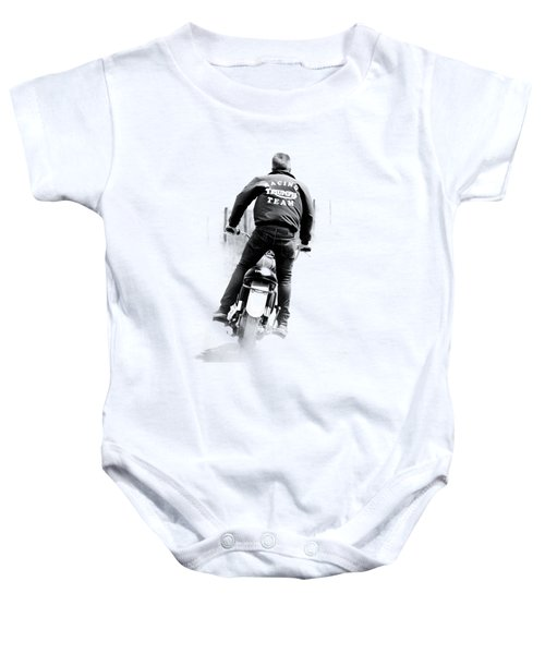 Triumph Racing Team 1967 Baby Onesie