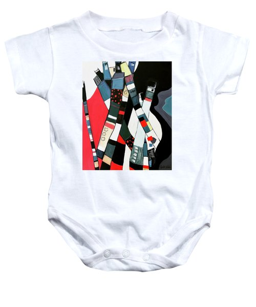 Tubular City Baby Onesie