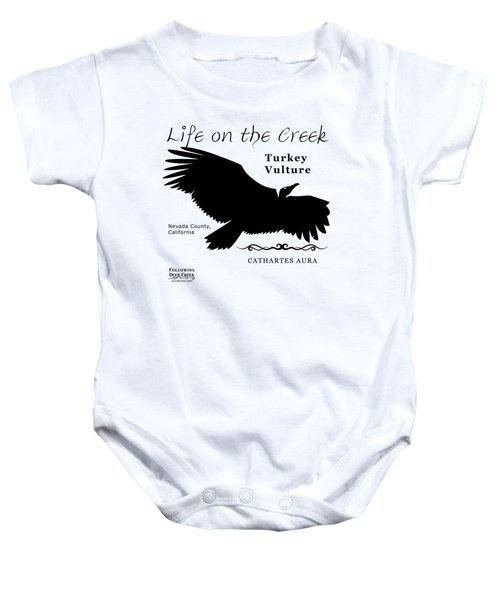 Turkey Vulture Baby Onesie