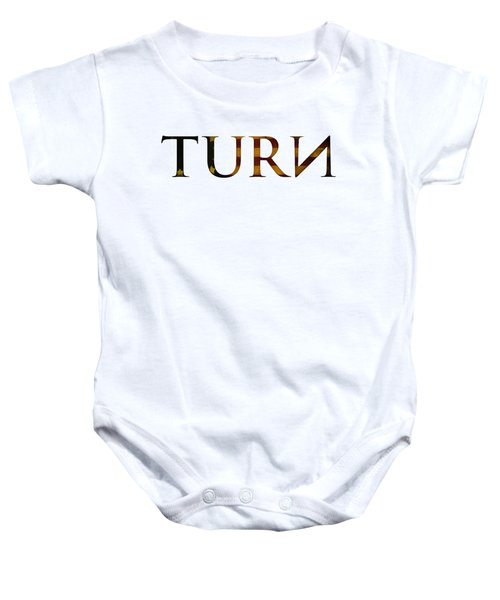 Turn Revolution Baby Onesie