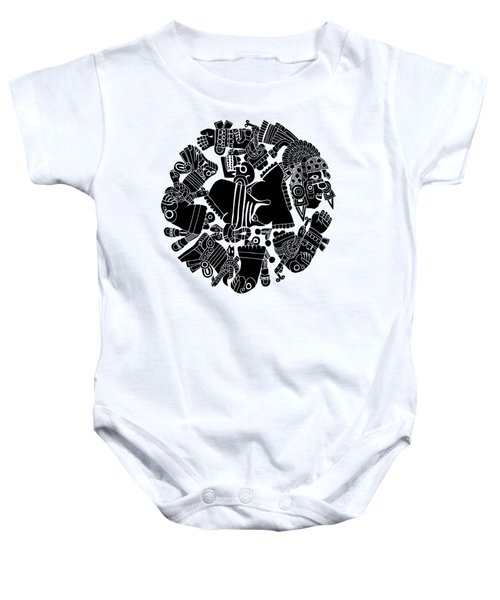 Twisted Day Baby Onesie