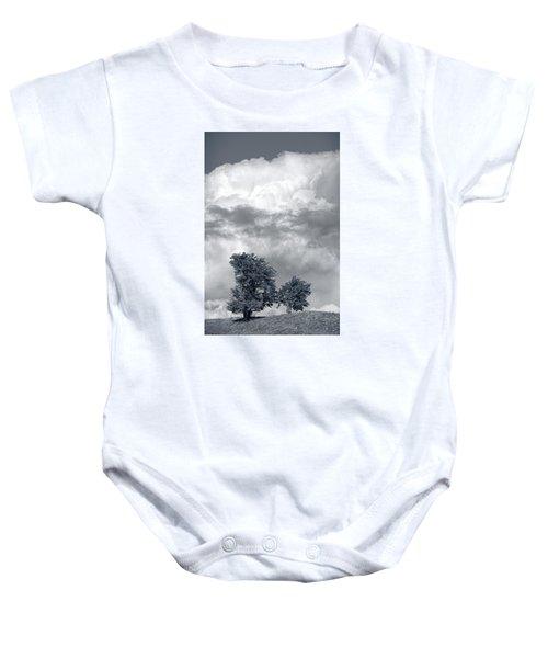 Two Trees #9249 Baby Onesie