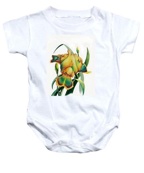 Tye Dyed Baby Onesie