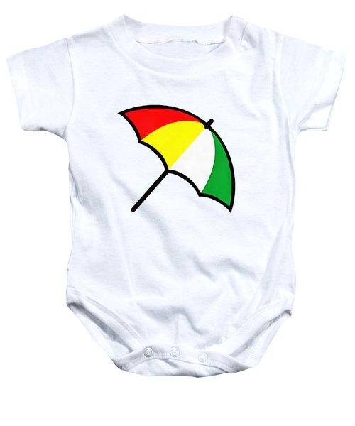 Umbrella For Palmer Baby Onesie