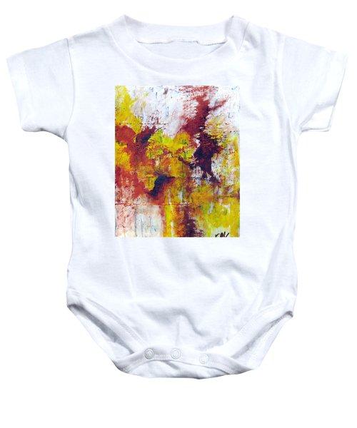 Unafraid Baby Onesie