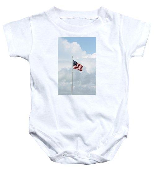 USA Baby Onesie