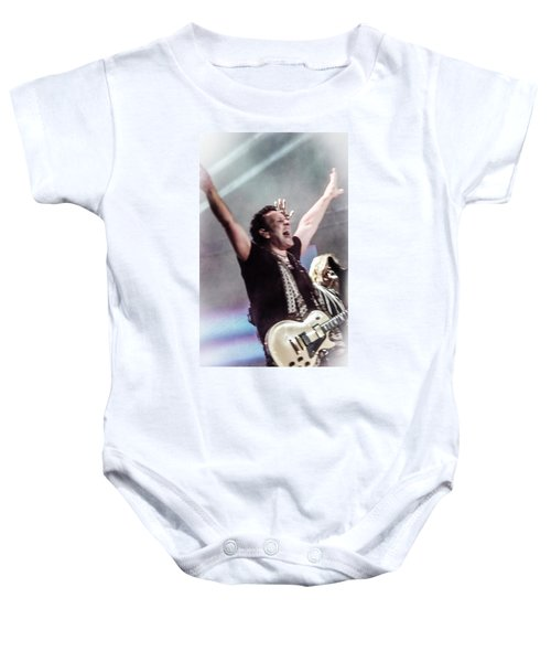 Vivian Campbell - Campbell Tough Baby Onesie by Luisa Gatti