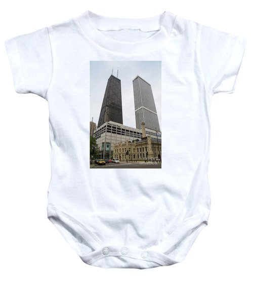 Water Tower Place And Company Baby Onesie