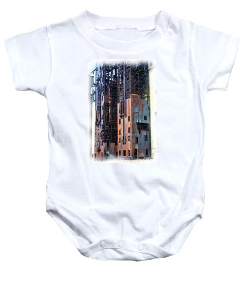 Waterfront Decay One Baby Onesie