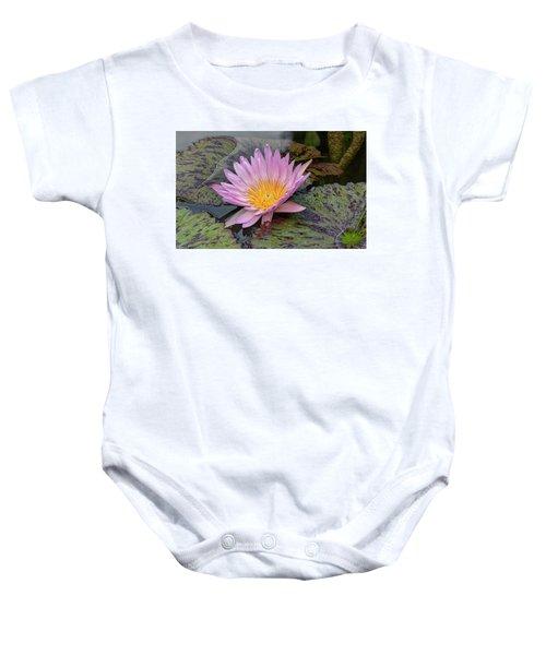 Waterlily Baby Onesie