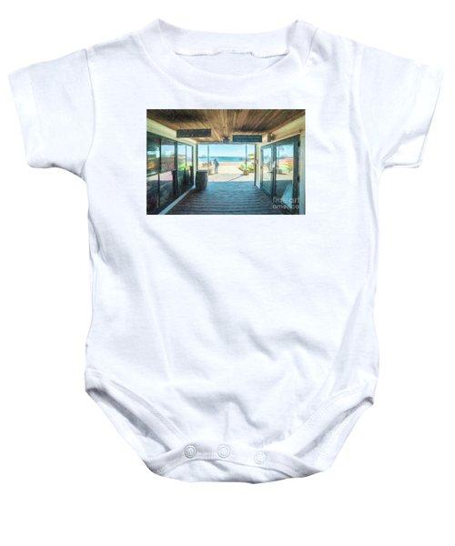 Whaler's Wharf Baby Onesie