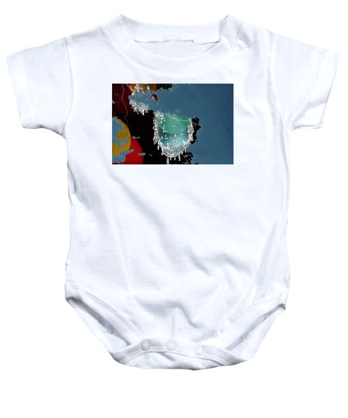 World Where Are You Baby Onesie