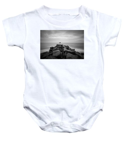 Wreck Of The Ss Atlansus Of Cape May Nj Baby Onesie