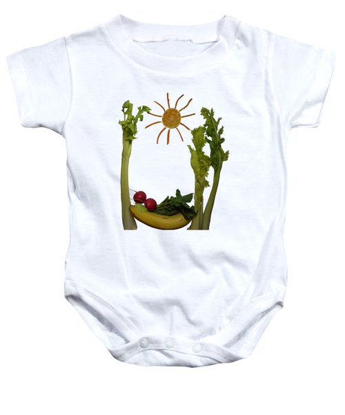 You And I Baby Onesie