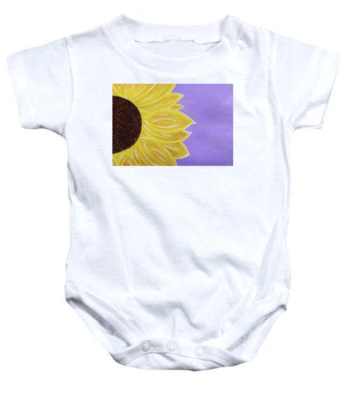 You Are My Sunshine Baby Onesie by Cyrionna The Cyerial Artist