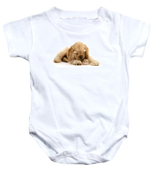 You'll Be Fine, Little Guy Baby Onesie