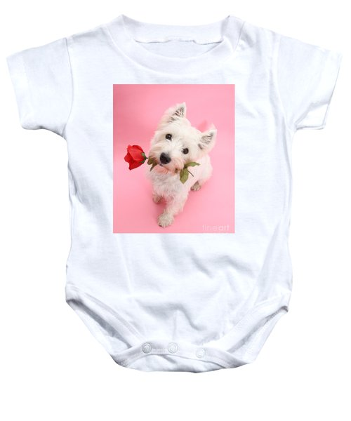 Your Valentine Every Day Baby Onesie
