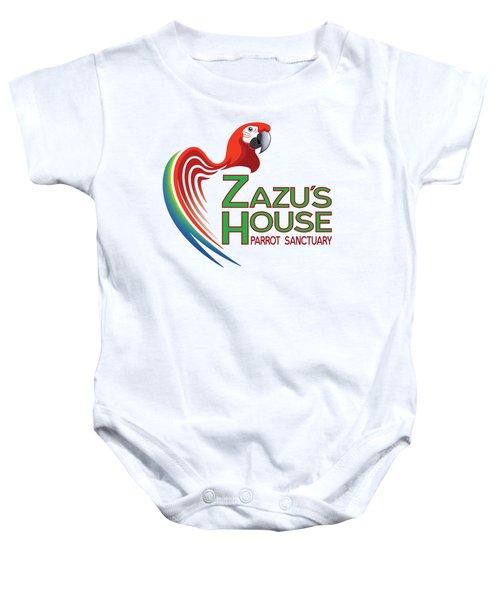 Zazu's House Parrot Sanctuary Baby Onesie by Zazu's House Parrot Sanctuary