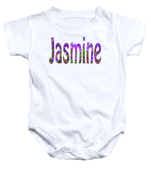 Jasmine Baby Onesie