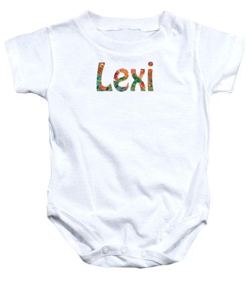 Lexi Baby Onesie