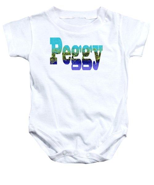 Peggy Baby Onesie