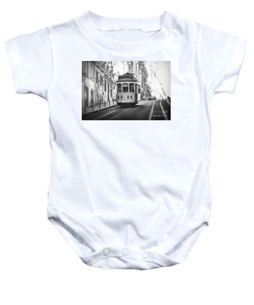 Ride These Streets  Bw Baby Onesie