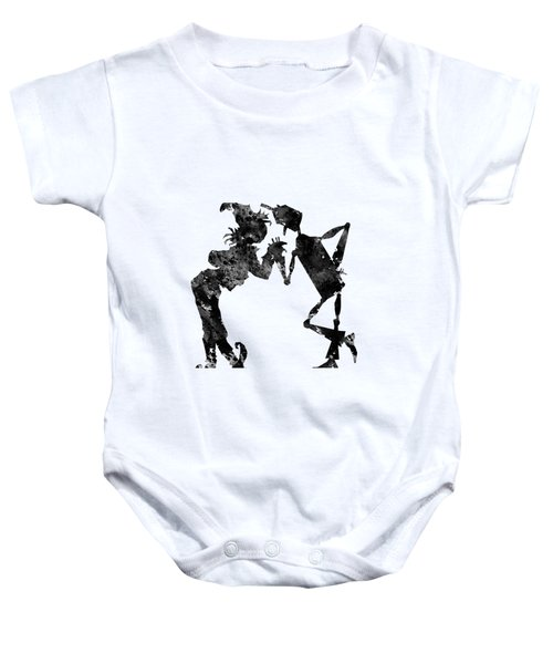 Tin Woodman And Scarecrow Baby Onesie