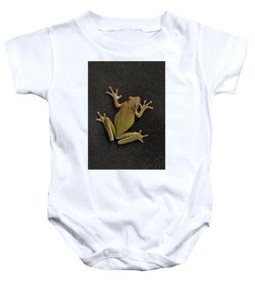 Tree Frog Baby Onesie