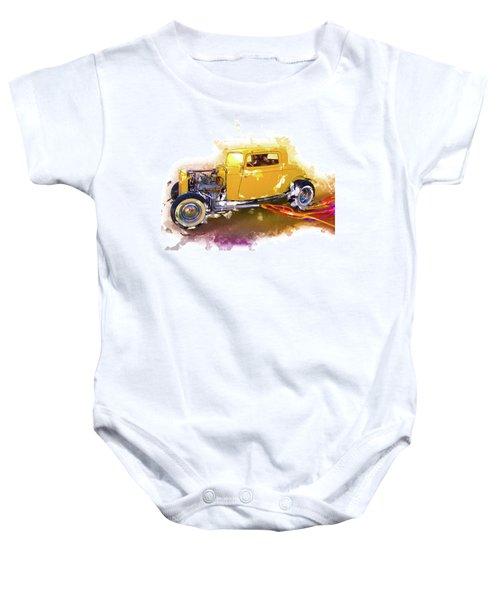 1932 Ford Hotrod Baby Onesie