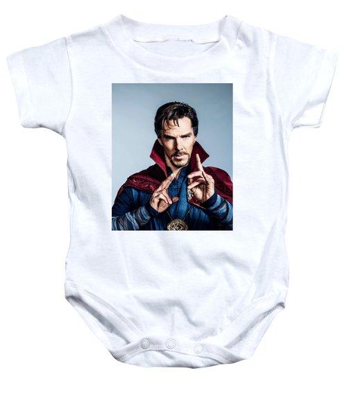 Doctor Strange Baby Onesie