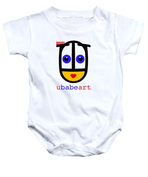 uBABE Art Baby Onesie