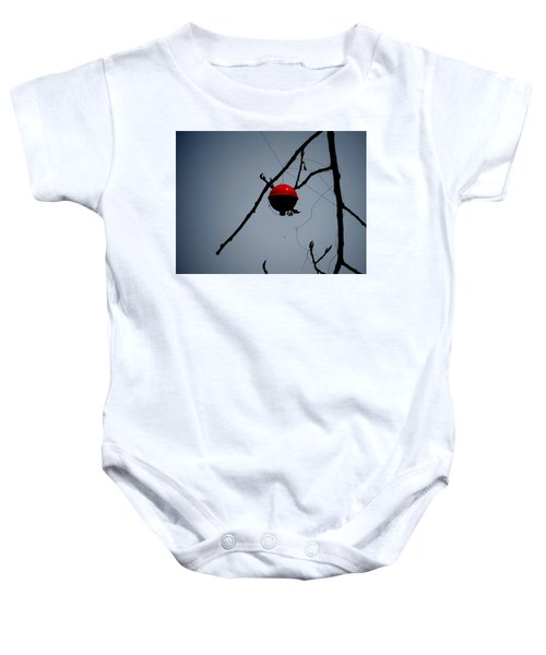 A Bad Day Fishing Baby Onesie