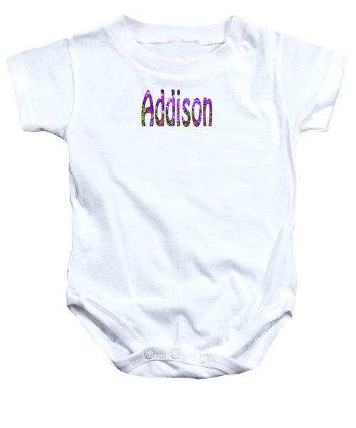 Addison Baby Onesie