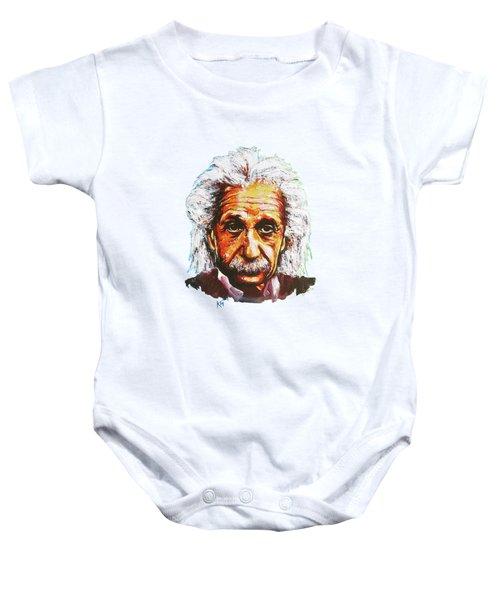 Albert Tribute Baby Onesie