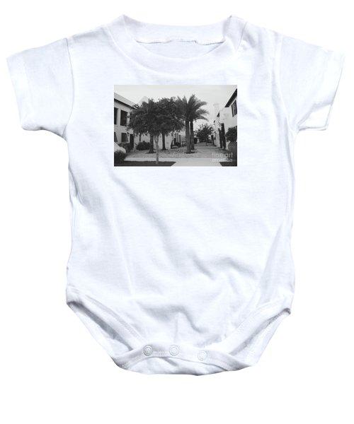 Alys Streetscape Baby Onesie