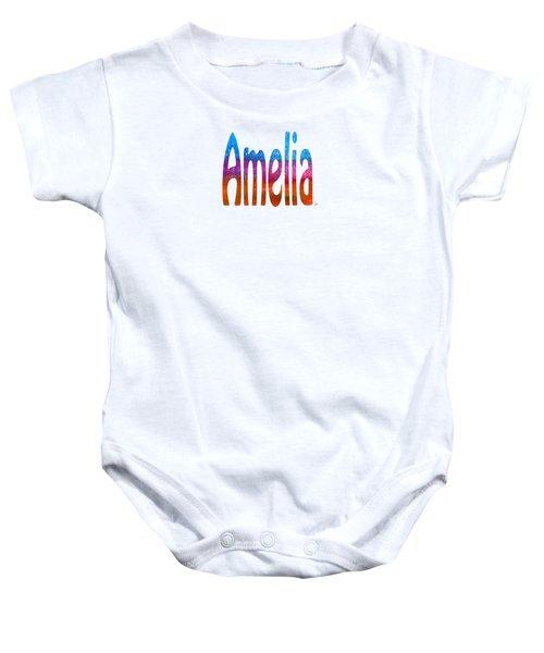 Amelia Baby Onesie