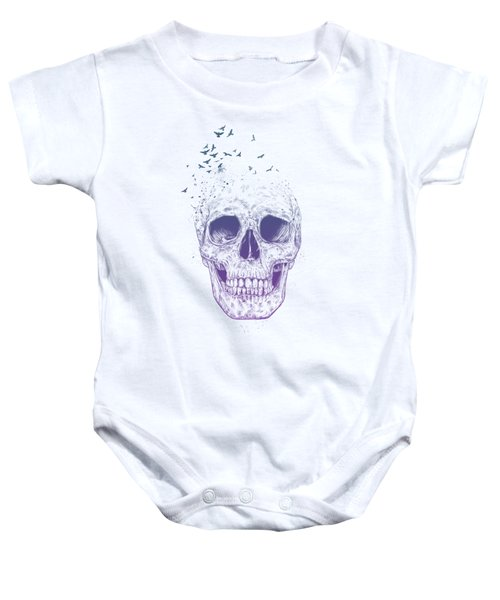 Let Them Fly Baby Onesie
