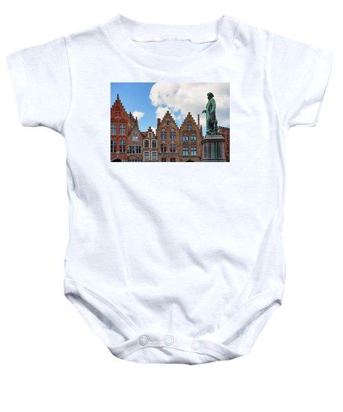 As Eyck Can Baby Onesie
