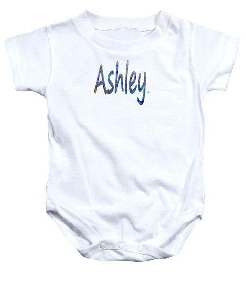 Ashley Baby Onesie