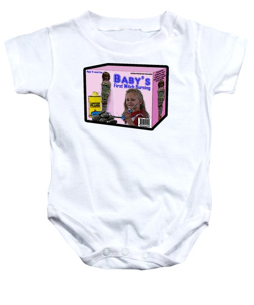 Baby's First Witch Hunt Baby Onesie